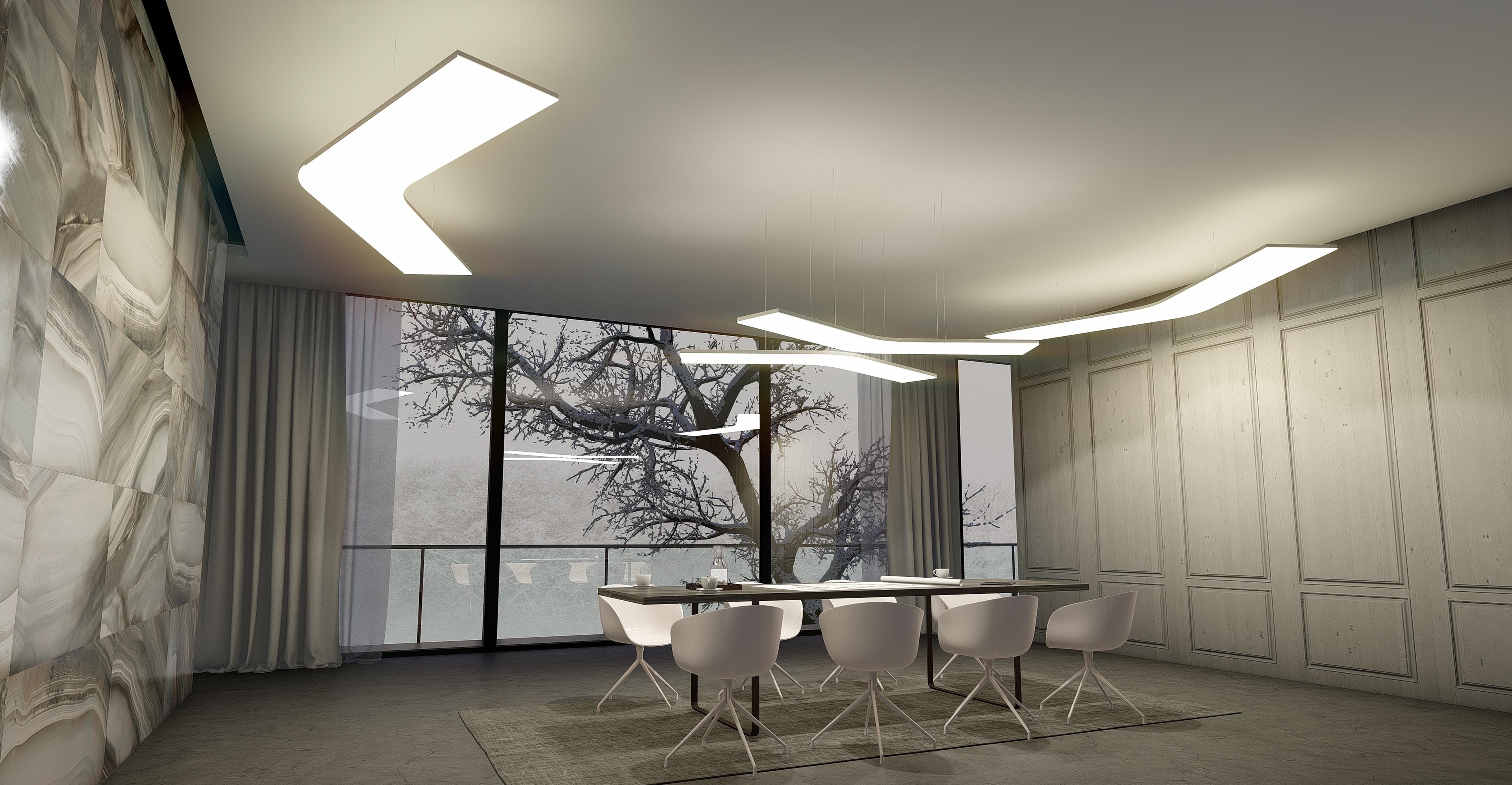 Unique Configurable LED Light Panels - ArchilumO EleMents